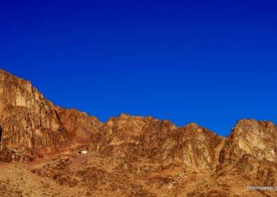 Zejście z Góry Mojżesza