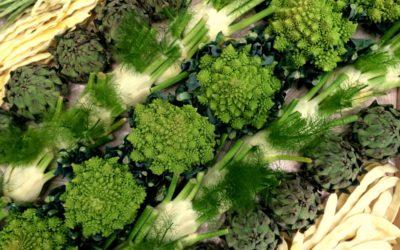 Sztuka owocowo warzywna.