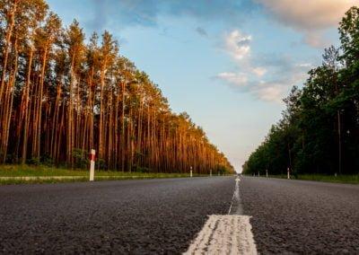 Droga na Bolimów