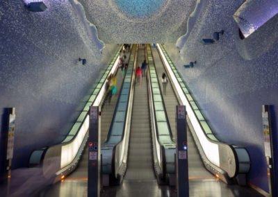 Stacja metra - Toledo