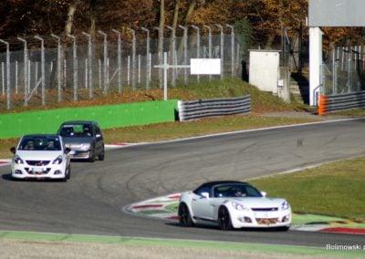 Tor wyścigowy Monza pod Mediolanem