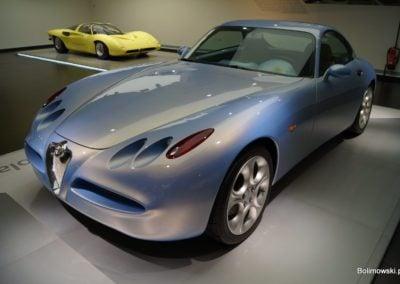 Muzeum Alfa Romeo w Mediolanie