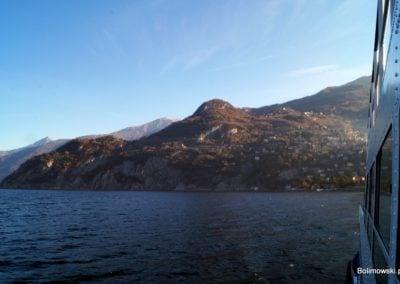Jezioro Como, Włochy