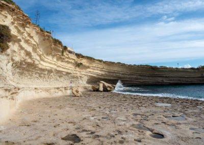 Marsaxlokk - Ta Kalanka Sea Cave