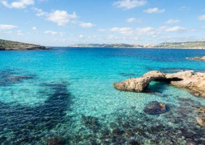 Malta - Comino - Blue Lagoon