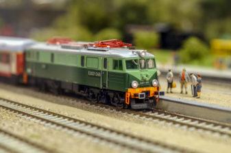 Makieta pociągów